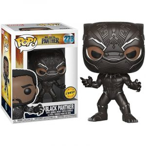 Funko Pop! Black Panther CHASE [Marvel]