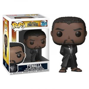 Funko Pop! T'Challa [Black Panther]