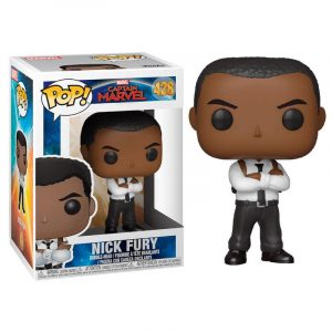 Funko Pop! Nick Fury (Capitana Marvel)
