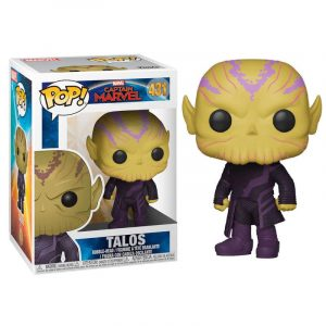 Funko Pop! Talos (Capitana Marvel)