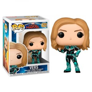 Funko Pop! Vers (Capitana Marvel)