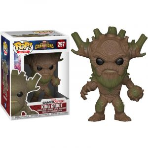 Funko Pop! King Groot [Contest of Champions]