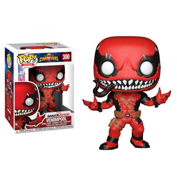 Figura POP Marvel Contest of Champions Venompool