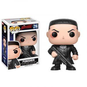 Funko Pop! Punisher [Daredevil]