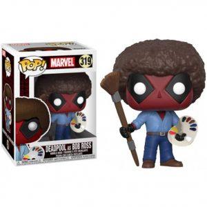 Funko Pop! Deadpool (Bob Ross)