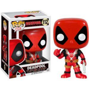 Funko Pop! Deadpool (Pulgar arriba)