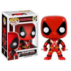 Funko Pop! Deadpool (Con espadas)