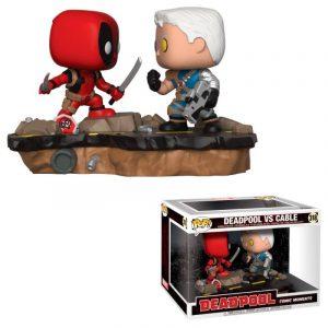 Funko Pop! Deadpool vs Cable [Deadpool]