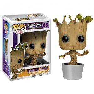 Funko Pop! Dancing Groot [Guardianes de la Galaxia]