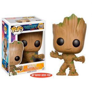 Funko Pop! Groot 10″ (25cm) [Guardianes de la Galaxia] Exclusivo