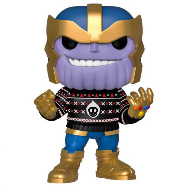 Figura POP Marvel Holiday Thanos