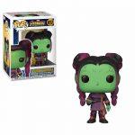 Figura POP Marvel Infinity War Young Gamora Dagger
