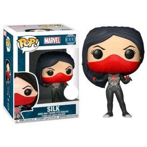 Funko Pop! Marvel Silk Exclusivo