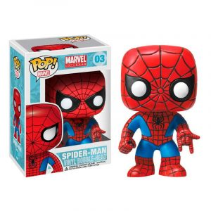Funko Pop! Spider-Man [MARVEL]