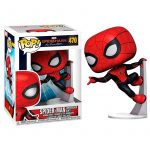 Funko Pop! Spiderman (Traje Actualizado) [Spider-Man]