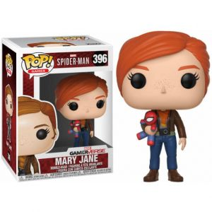 Funko Pop! Mary Jane (Con Peluche) [Spider-Man]