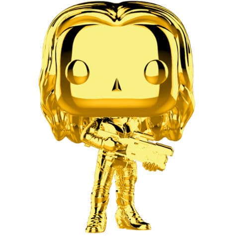 Figura POP Marvel Studios 10 Gamora Gold Chrome