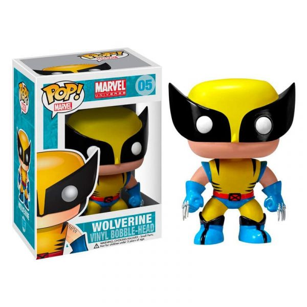 Figura POP Marvel Wolverine