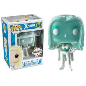 Funko Pop! Emma Frost [X-Men] Exclusivo