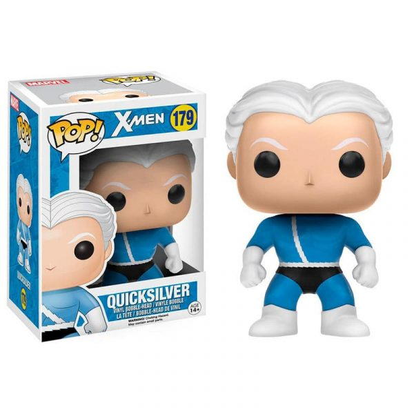 Figura POP Marvel X-Men Quicksilver