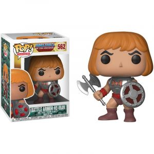 Funko Pop! Battle Armor He-Man [Masters of the Universe]