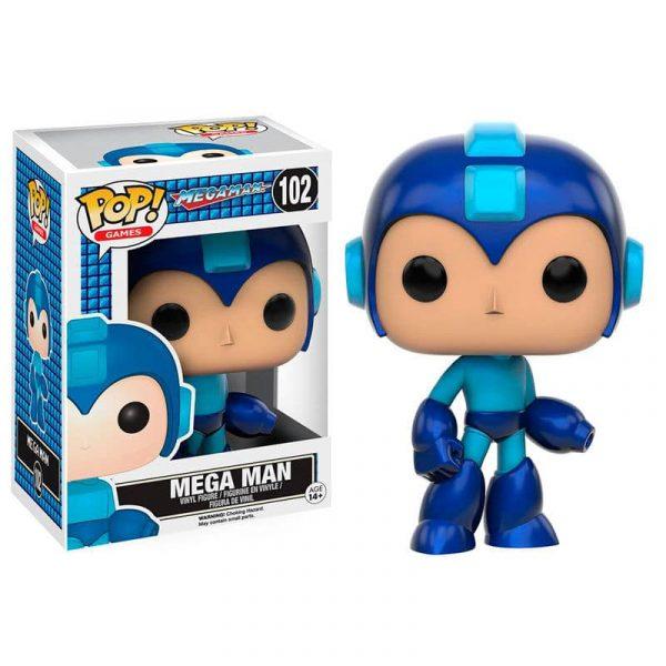 Figura POP MegaMan Mega Man