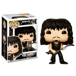 Funko Pop! Kirk Hammett [Metallica]