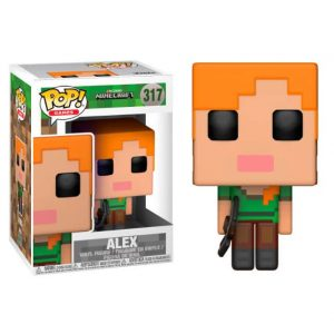 Funko Pop! Alex [Minecraft]