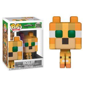 Funko Pop! Ocelot [Minecraft]