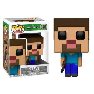 Funko Pop! Steve [Minecraft]