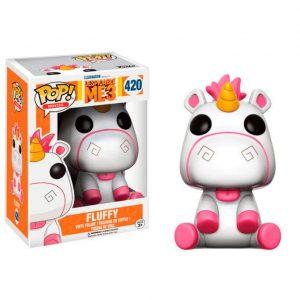 Funko Pop! Fluffy [Despicable Me 3]