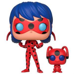 Funko Pop! Miraculous Ladybug with Tikki