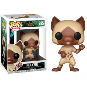 Funko Pop! Monster Hunters Felyne