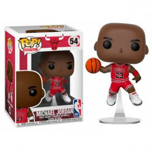Funko Pop! Michael Jordan (Slam Dunk) (NBA Bulls)