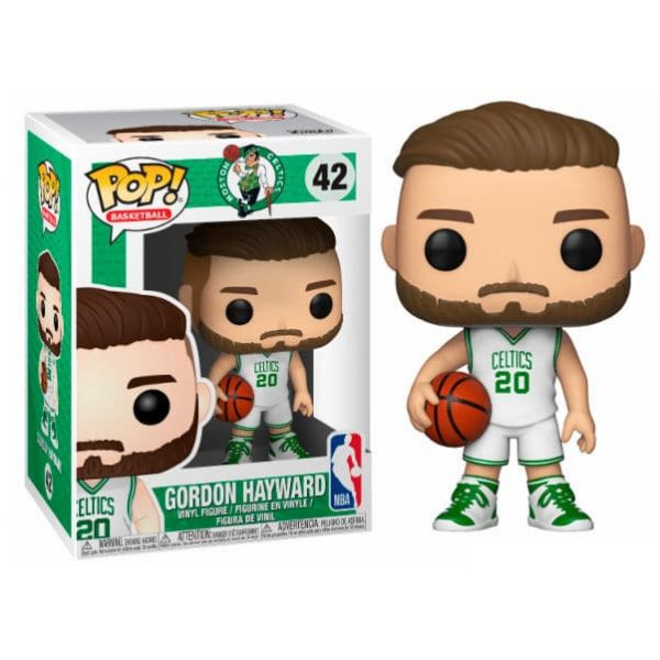 Figura POP NBA Celtics Gordon Hayward
