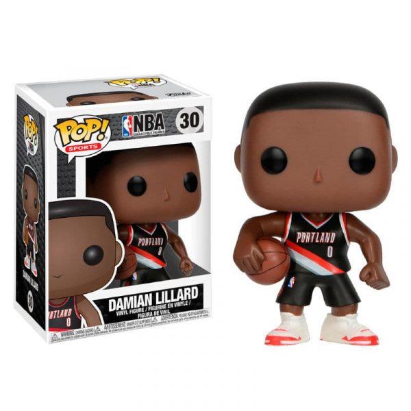 Figura POP NBA Damian Lillard