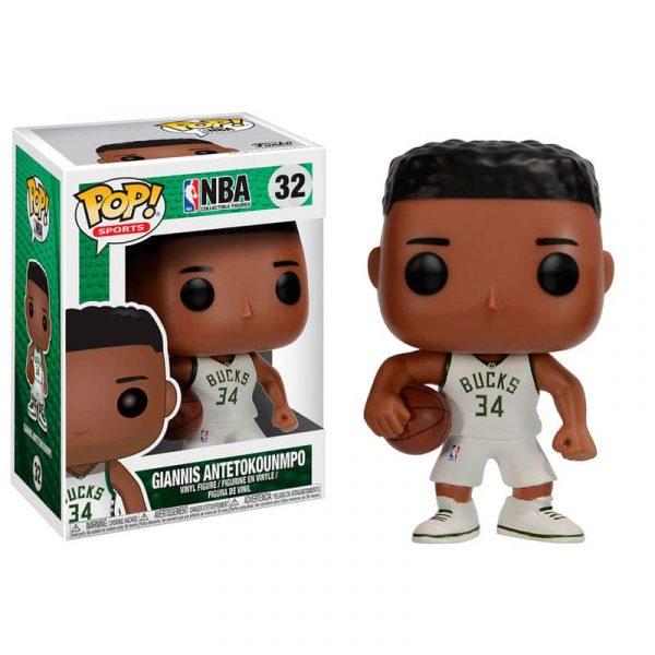Figura POP NBA Giannis Antetokounmpo