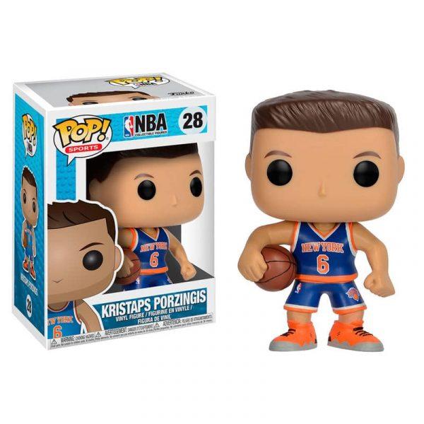 Figura POP NBA Kristaps Porzingis