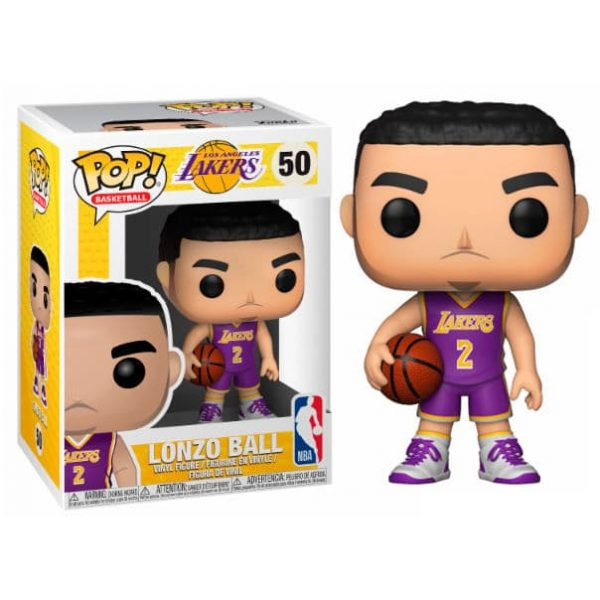Figura POP NBA Lakers Lonzo Ball