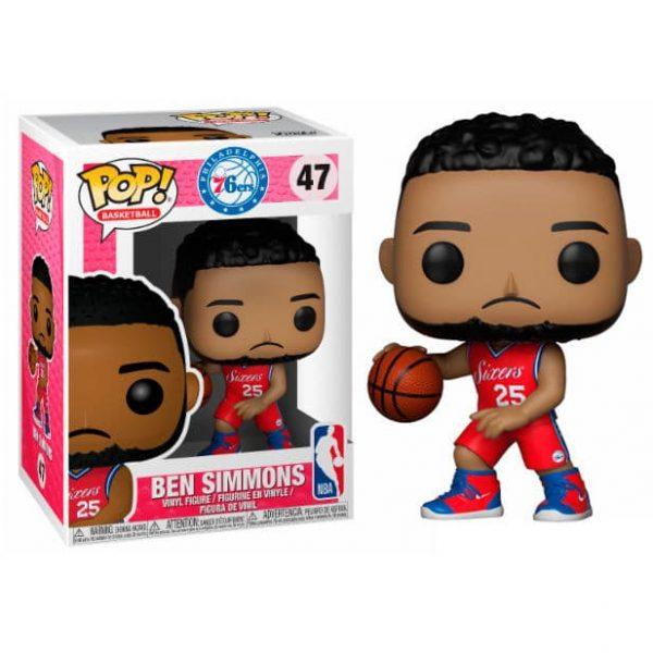 Figura POP NBA Sixers Ben Simmons