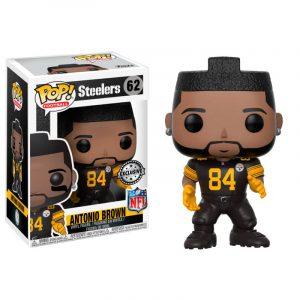 Funko Pop! NFL National Football League Antonio Brown Color Rush Exclusivo