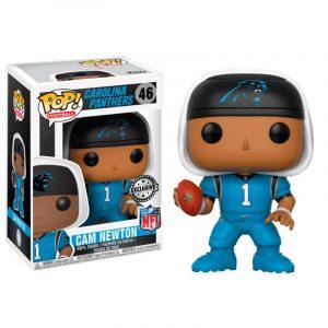 Funko Pop! NFL National Football League Cam Newton Exclusivo