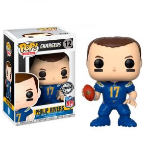 Funko Pop! NFL National Football LeaguePhilip Rivers Color Rush Exclusivo