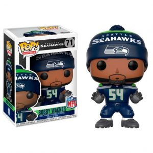 Funko Pop! NFL Seahawks Robby Wagner