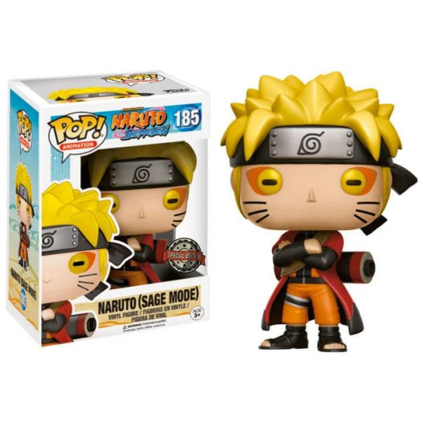 Figura POP Naruto Sage Mode Exclusive