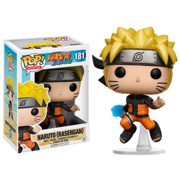 Figura POP Naruto Shippuden Naruto Rasegan
