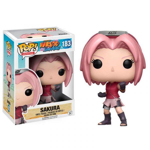 Figura POP Naruto Shippuden Sakura