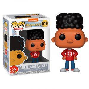 Funko Pop! Nickelodeon 90's Hey Arnold! Gerald