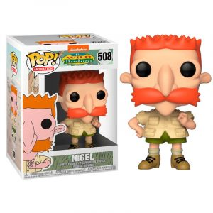 Funko Pop! Nickelodeon 90's The Wild Thornberrys Nigel