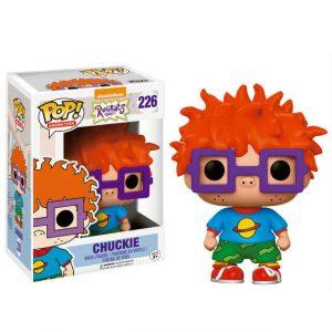 Funko Pop! Nickelodeon 90's Rugrats Chuckie Finster